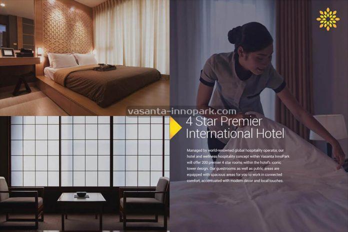 4 Star Premier Hotel Vasanta InnoPark