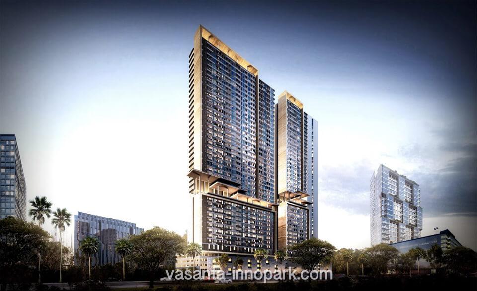 Apartemen Vasanta InnoPark Cibitung