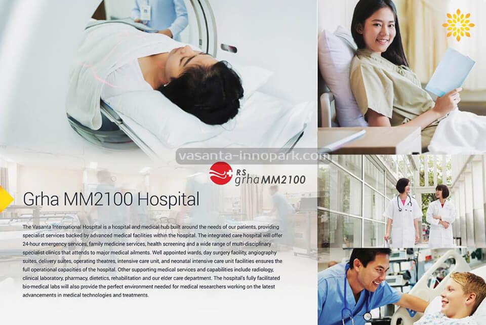 Grha MM2100 Hospital Vasanta