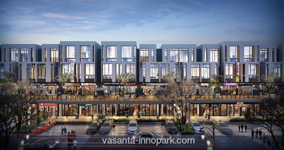 Launching Ruko Vasanta InnoPark Cibitung