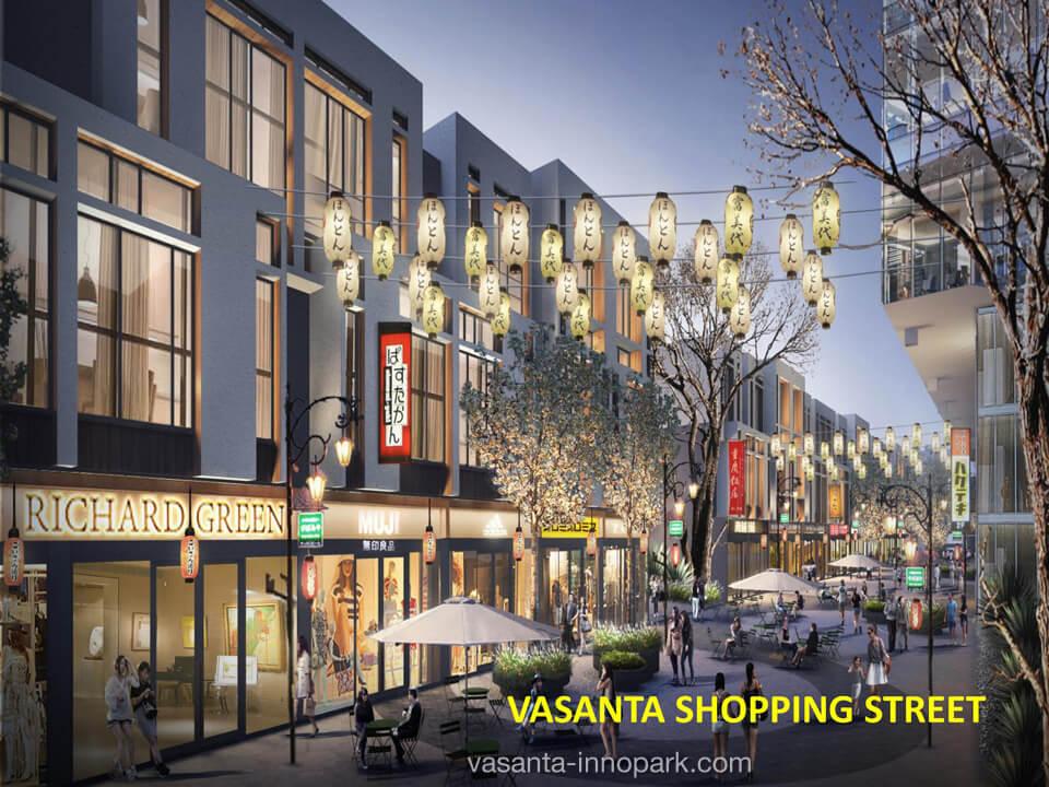 Vasanta InnoPark Cibitung Mall