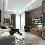 Apartemen Vasanta InnoPark Cibitung Interior Design