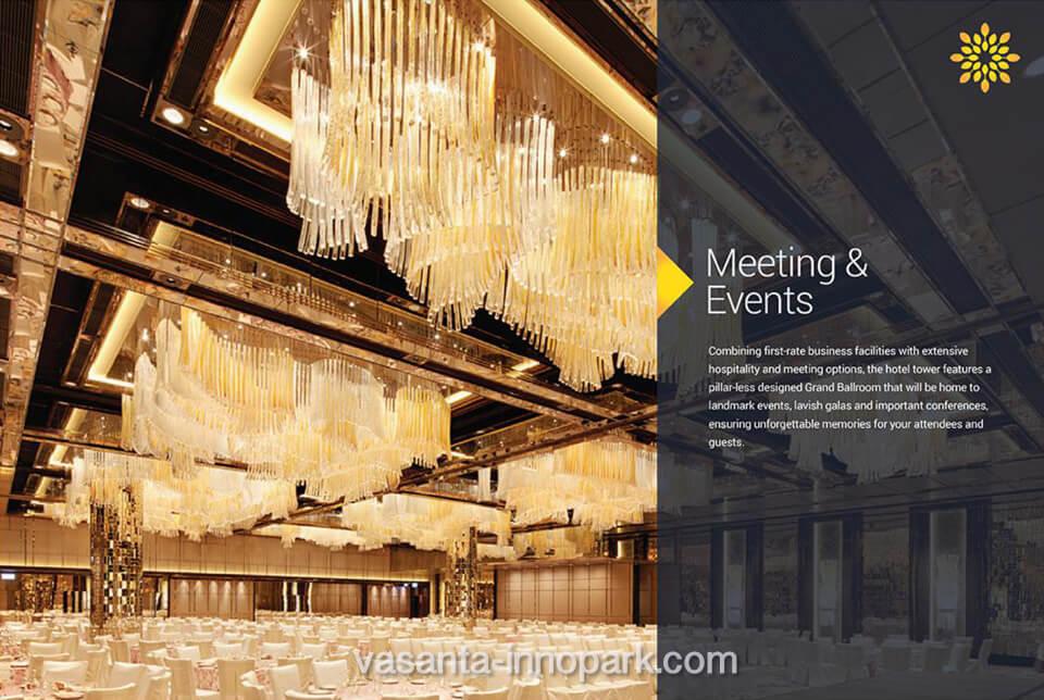 Vasanta InnoPark Cibitung Ballroom